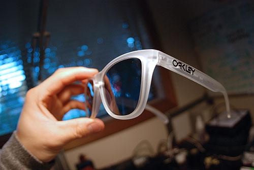 oakley frogskins artist series barry mcgee will barras hijinx montefrio sunglasses