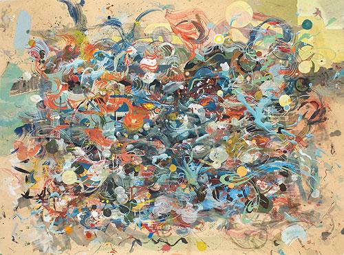 oliver vernon painting painter artist
