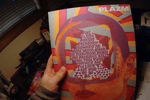 plazm magazine portland music art