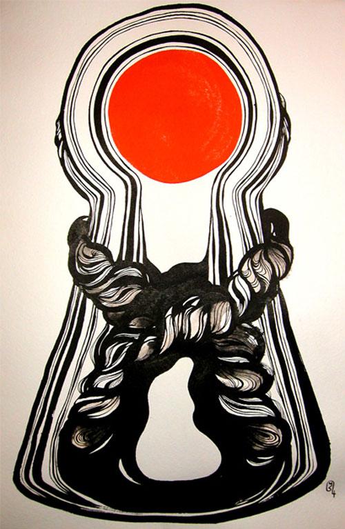 yuri shimojo painter artist painting