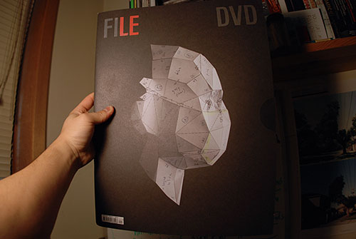 file magazine dvd uk bi annual publication music graphic design art