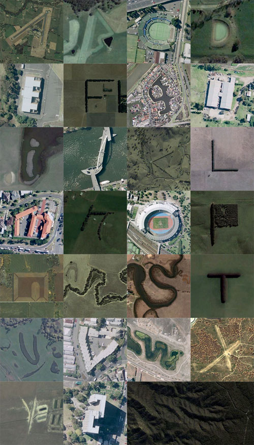 google maps typography letter alphabet