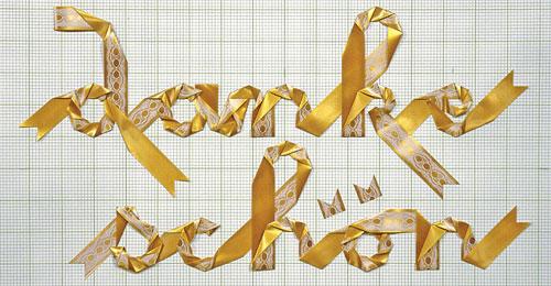 jk keller design type graphic artist matchbook sign language