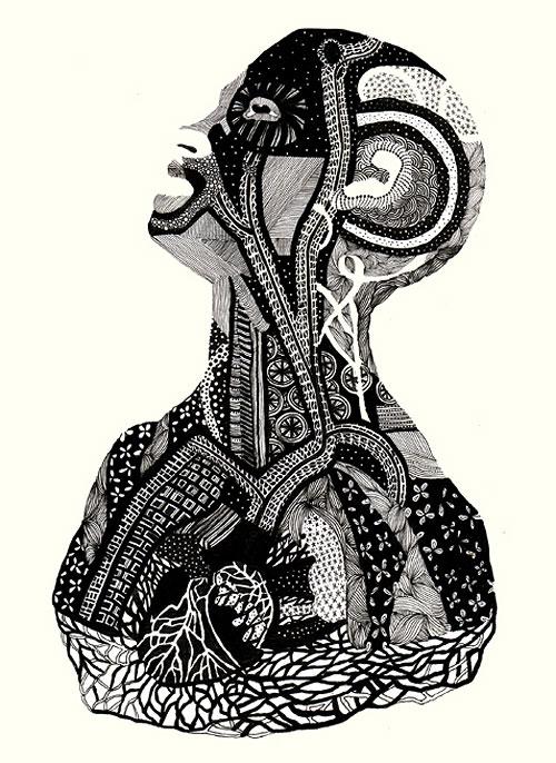 lydia ortiz drawing illustration