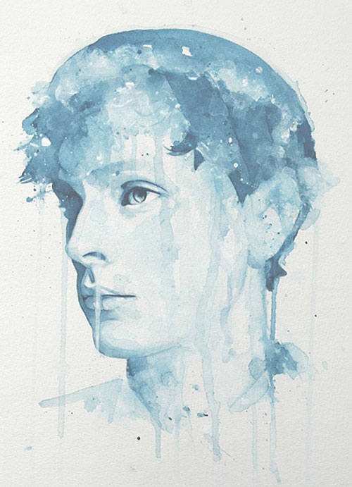 molly brill paintings watercolor painter