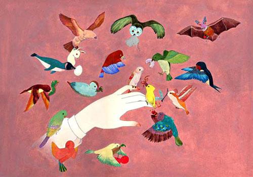 sachiko kanaizumi illustrator illustration