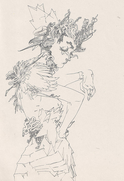 Véronique Meignaud illustration illustrator Marmotte