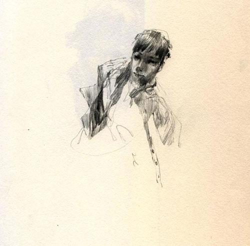 alexandre day drawing illustration sketch illustrator