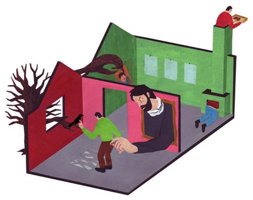 brecht vandenbroucke drawing illustrator illustration