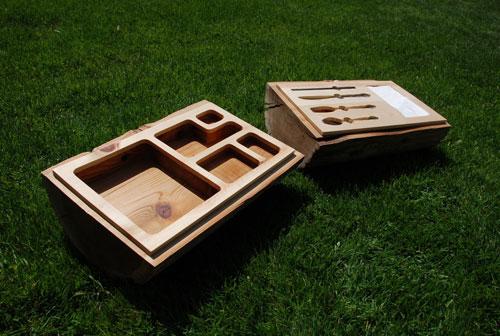 brian tong log lunch kit