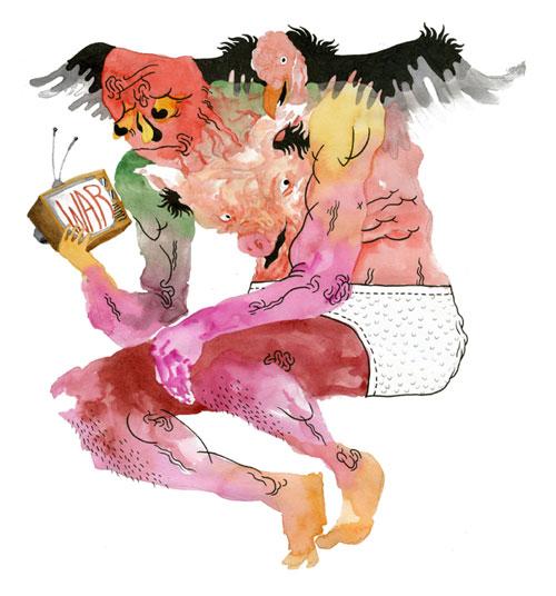 chris kuzma illustration illustrator drawing