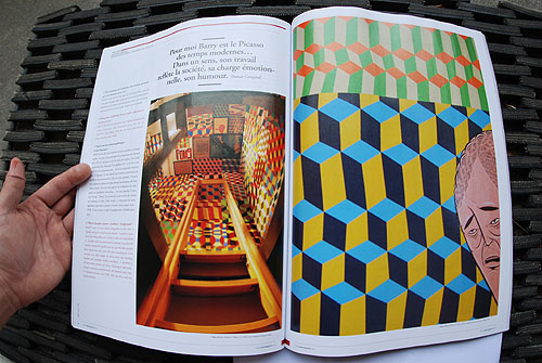 clark magazine barry mcgee