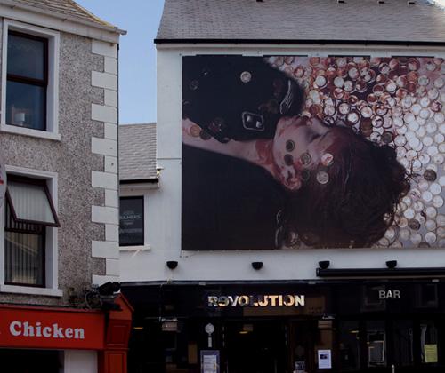 Gottfried Helnwein painting photography installation performance artist painter photographer