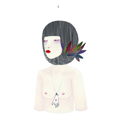 irana douer illustrator illustration
