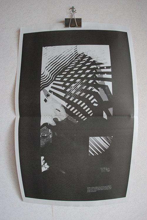 ywft youworkforthem poster print newsprint