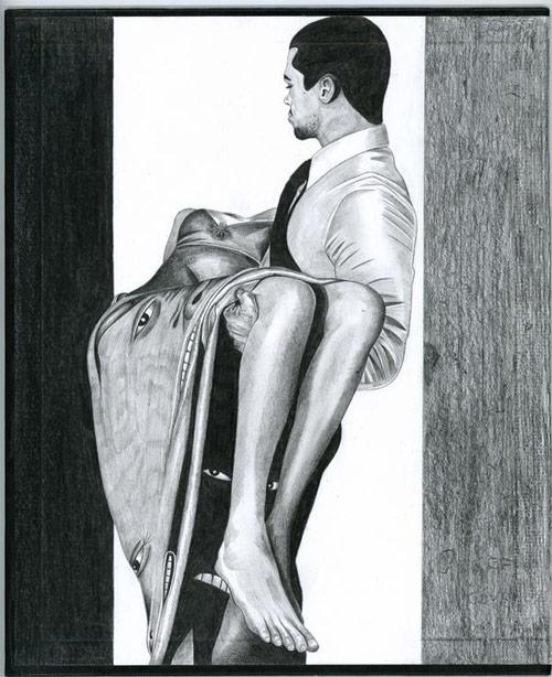 albert reyes artist drawing