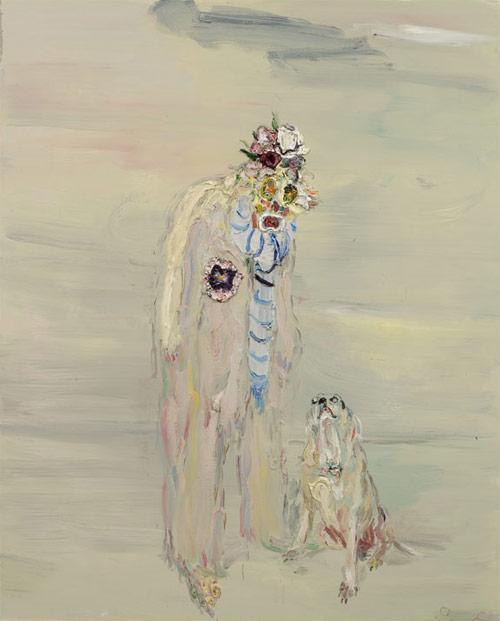 allison schulnik los angeles artist painter painting