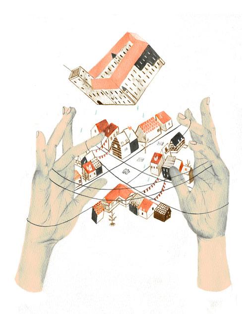 andrea wan vancouver emily carr integrated media film illustration illustrator