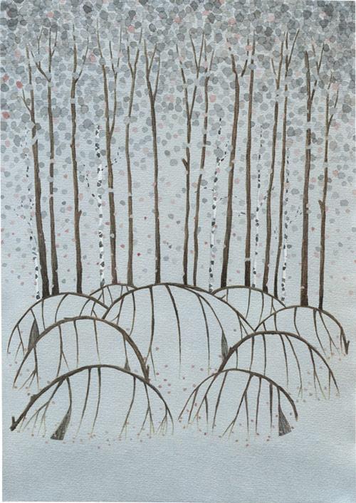 anna emilia laitinen painter painting artist drawing