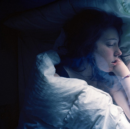 claire sloan photographer photography sleep for days long exposure overnight