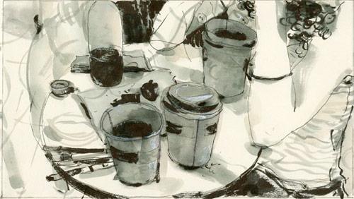 edward kinsella illustration illustrator sketch drawing