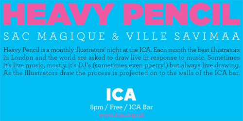magique sac ville savimaa illustration illustrator institute of contemporary arts london
