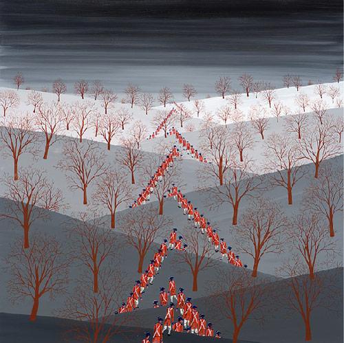 artist ian davis painter painting