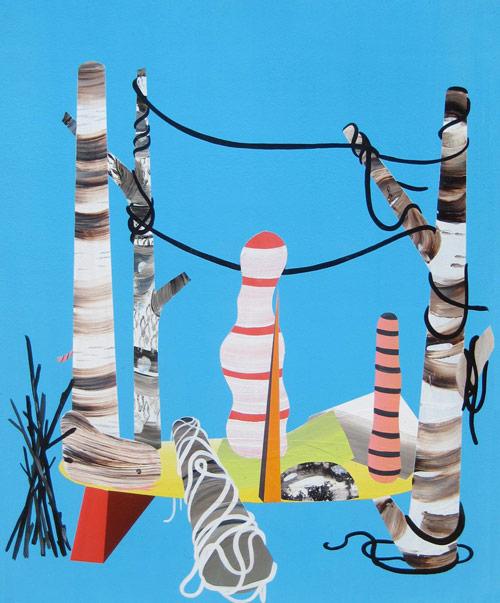 julian c duron painter painting artist new york brooklyn