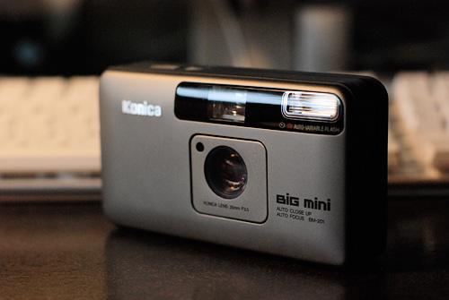 konica big mini camera 302 201