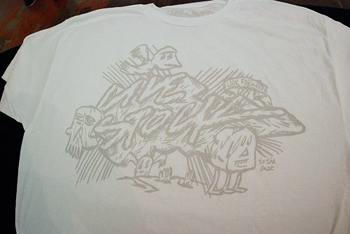 randy laybourne for livestock limited edition t shirt
