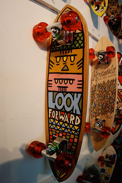vancouver livestock smile on your brother contributor skateboard art show