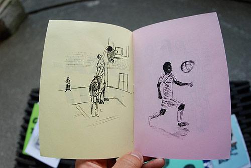 julien kedryna drawing Modèle Puissance