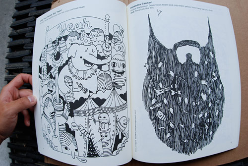 andy j miller illustrator illustration screen print company bad apples