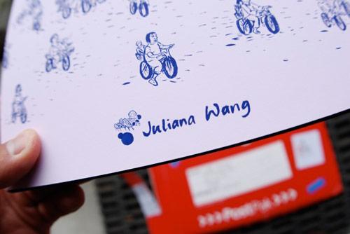 its a funny place japan juliana wang book london