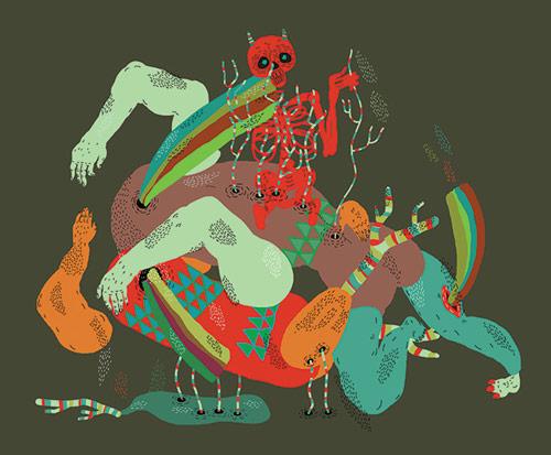 irena zablotska illustrator illustration drawing ukraine