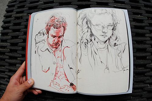 james jean process recess vol 3 book art illustration drawing sketch