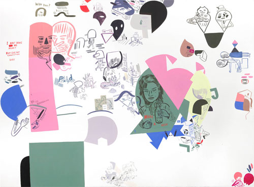 jason jagel artist painter painting