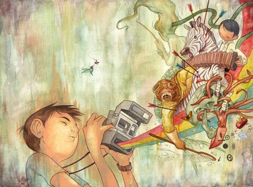 julian callos illustrator illustration