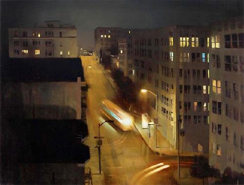 kim cogan painter painting artist