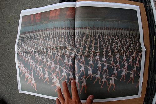 pie paper new zealand repetition art magazine