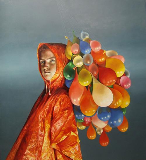 robin f williams painter painting art artist