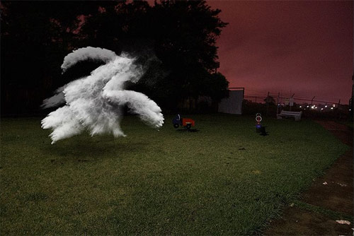 ujin lee tom edwards dust photography project