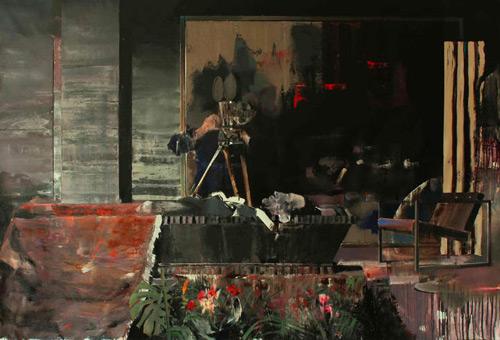 adrian ghenie painter painting