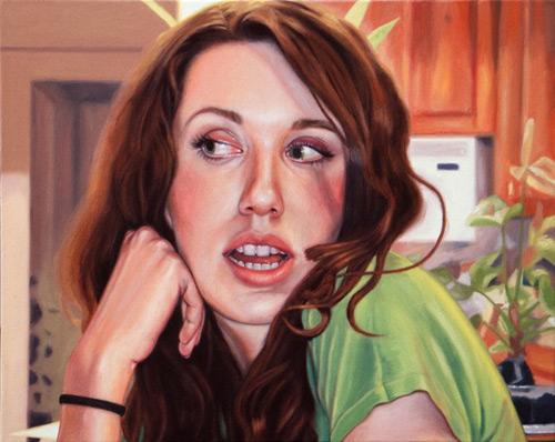 alison blickle artist painter painting