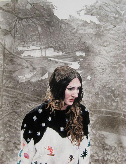 Allison Cortson artist painter painting