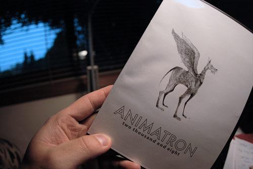 animatron 2009 vancouver animation festival