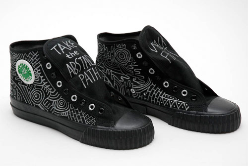 art and sole pf flyers arts umbrella vancouver
