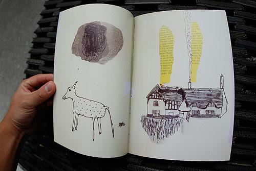 craig atkinson cafe royal zine book