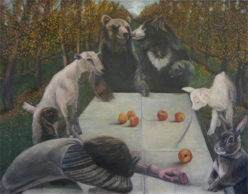 christer karlstad artist painter painting
