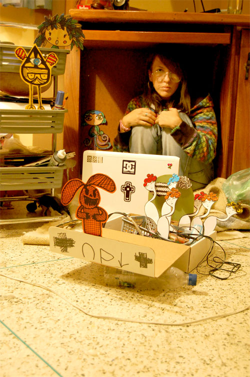 wild things forts project